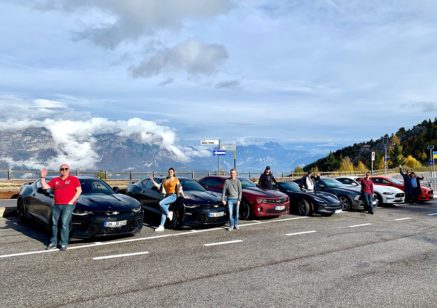 Muscle Car Tour 2019